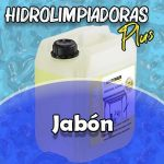 Detergente hidrolimpiadora