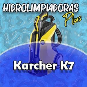 Hidrolimpiadora Karcher K7