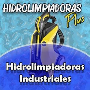 Hidrolimpiadoras industriales