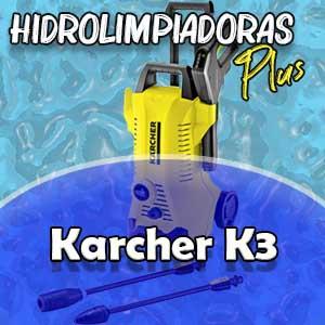 Hidrolimpiadora Karcher K3