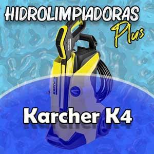 Hidrolimpiadora Karcher K4