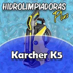 Hidrolimpiadora Karcher K5